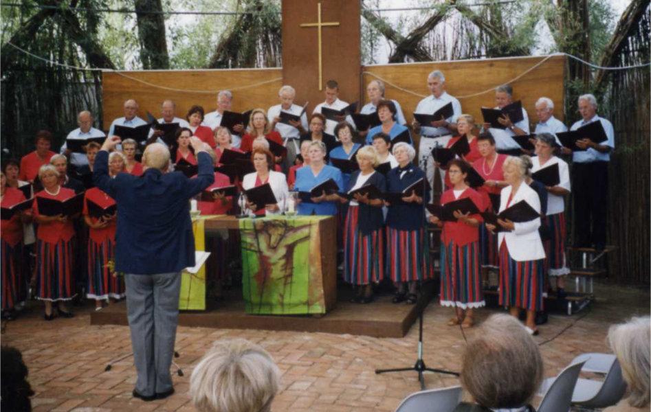 2005  Konzert im Weidendom